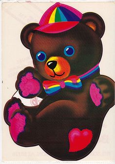 Vintage Lisa Frank - from the vault
