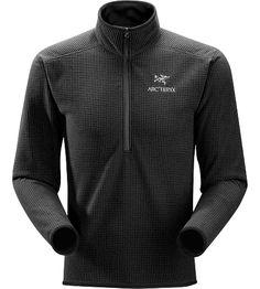 Delta AR Zip Neck Men's Delta Series: Mid layer fleece   AR: All-Round. Breathable, insulated, high-loft fleece jersey; Ideal as a layering piece