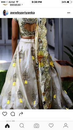 Anushree Reddy and Arpita Mehta Hit the Lakme Fashion Week 2015 Stage Indian Attire, Indian Wear, Indian Dresses, Indian Outfits, New Dress, Dress Up, Dresses Elegant, Lehenga Designs, Mehndi Designs