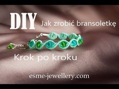 Macrame bracelet tutorial. DIY macrame & crafts. How to make satin cuff macrame bracelet. - YouTube