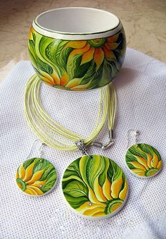 Handmade Jewelry handmad jewelri, polym clay, handmade jewelry