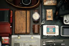 What's in my bag - May 2010 edition (Shanghai) by Patrick Ng, via Flickr