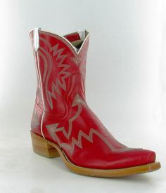 Custom Rios of Mercedes cowboy boots from our boot gallery.