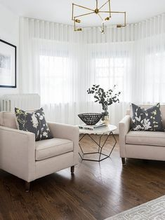 Impeccable White Sitting Room Style – Designer Shirley Meisels   Interior Design Files