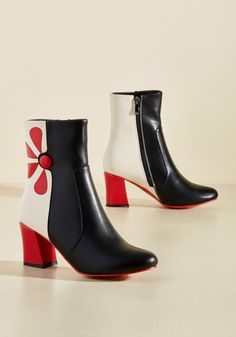 Mods and Ends Boot, #ModCloth