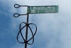 William Morris Red House sign