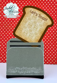 Toast card - bjl