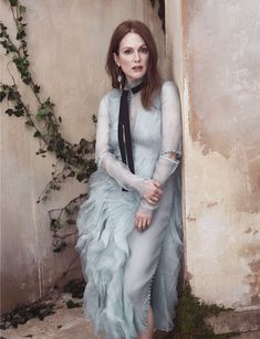 """In the Picture"" Julianne Moore for The Edit Magazine May 2016"
