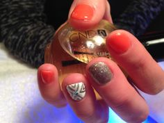 CND Shellac by Erin @ our Hannibal location.