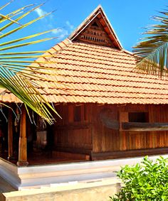 Traditional Kerala Architecture! Spanish Tile Roof, Kerala Architecture,  Traditional Interior, Traditional House