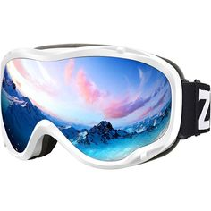8aadae9ecc2c online shopping for Zionor Lagopus Ski Snowboard Goggles UV Protection  Anti-Fog Snow Goggles Men Women Youth from top store.