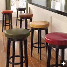 bar stool idea swivel