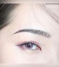 Eyebrow Makeup Tips, Eyebrow Pencil, Eye Makeup, Hair Makeup, Makeup Eyebrows, Diy Beauty, Beauty Makeup, Beauty Hacks, Homemade Beauty