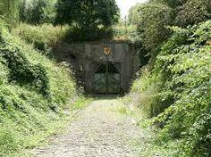 Entrer du Fort de Boncelles