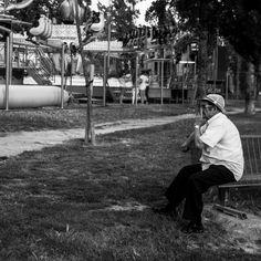 Behind the Fairground (Oscar Díaz)