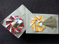 dárkové sáčky - příprava na Vánoce