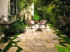 The Garden at Biddlestone Cottage | Flickr - Photo Sharing!