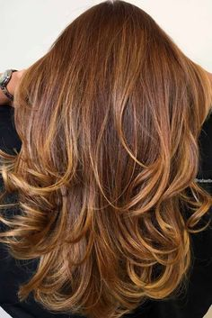Long Wavy Ash-Brown Balayage - 20 Light Brown Hair Color Ideas for Your New Look - The Trending Hairstyle Hair Color For Brown Skin, Golden Brown Hair Color, Brown Hair Shades, Brown Hair With Highlights, Hair Color Highlights, Light Brown Hair, Light Hair, Honey Highlights, Skin Shades