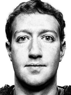 Mark Zuckerberg by Platon