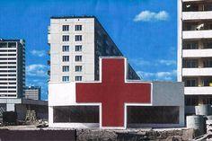 Брежневский брутализм: 10 домов — от Останкинской телебашни до Театра на Таганке и Пресненских бань