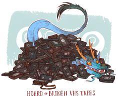 Uncommon Dragon Hordes