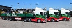 Eddie Stobart announces major training and equipment investments http://www.cumbriacrack.com/wp-content/uploads/2016/09/MOL-Lineup-800x315.jpg Eddie Stobart's Manufacturing, Industrial & Bulk division has taken delivery of a fleet of brand new mechanical offload (MOL) trailers    http://www.cumbriacrack.com/2016/09/09/eddie-stobart-announces-major-training-equipment-investments/
