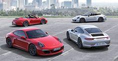 Porsche anuncia la nueva generación del 911 Carrera GTS