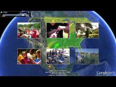Monarch Butterflies Migration Google Earth Tour