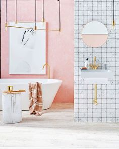 This spring it's all about thinking pink - Homes To Love