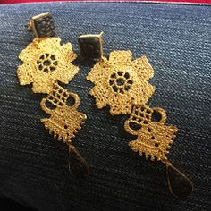 Τερζάκη Έλλη Κοσμήματα & Αξεσουάρ – Φωτογραφίες Business Help, Crochet Earrings