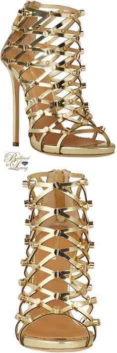 Brilliant Luxury ♦ Dsquared2 Xenia Studd Sandals