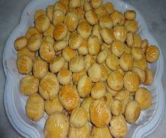 Biscoito de cebola com 3 ingredientes é prático e delicioso