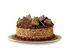 Food & Entertaining - Publix Bakery Selections - Decadent Desserts - Chocolate Avalanche