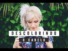 O Mundo de Jess Vídeo: Descolorindo e matizando a raiz do cabelo colorido - O Mundo de Jess