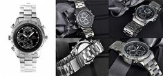 $49 for a 8GB Stainless Steel Spy Camera Watch - Tax and Shipping Included! ($265 Value)