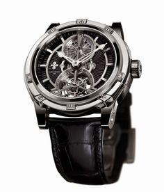 Louis Moinet Vertalor Tourbillon | Time and Watches