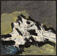 Frank Auerbach | Head of EOW | 1969