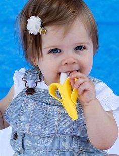 Baby Banana Infant Teething Toothbrush | Motherhood Maternity