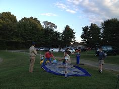 Boy Scout Camp Out, 2012!