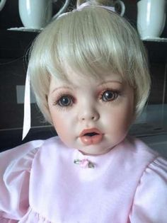 Коллекционная фарфоровая кукла от Donna Rubert: 3 150 грн. - Игрушки Винница на Olx