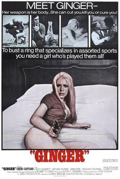 Cherri Caffaro X Movies, Cult Movies, Action Movies, Vintage Movies, Vintage Ads, Vintage Posters, Vintage Menu, Vintage Newspaper, Michele Norris