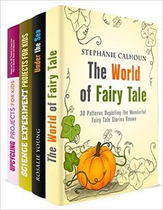 FREE Posted 05/21/16 Activity Book for Kids Box Set (4 in 1): Enjoy Fairy Tale and Under the Sea Coloring Books, Plus Science and Upcycling Projects for Creativity! (Kids Projects) - Kindle edition by Stephanie Calhoun, Rosalie Young, Clarence Reed, Carrie Bishop. Children Kindle eBooks @ Amazon.com.