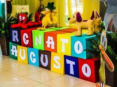 Foto de Tema Pocoyo - Renato Augusto 1 aninho