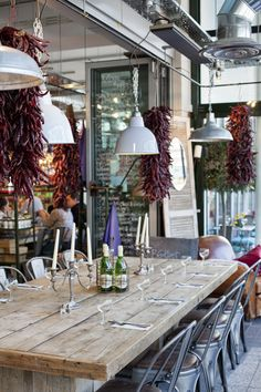 """Your restaurant or coffee shop can feels like home! """"spice up"""" its decoration and make your clients feel like second (industria) home"""