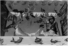 Graciela Iturbide Sirena, 1985 Capulhuac, Estado de México, México Plata sobre gelatina