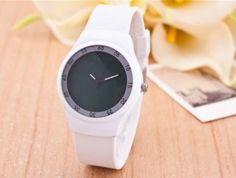 Moderní dámské silikonové hodinky zelené – dámské hodinky Na tento produkt  se vztahuje nejen zajímavá sleva c97c53c6699