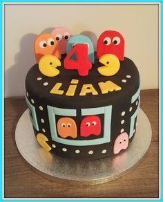 Cake Pacman