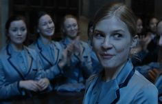 Second name name out of the Goblet is Fleur Delacour.