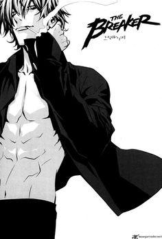 The Breaker manga