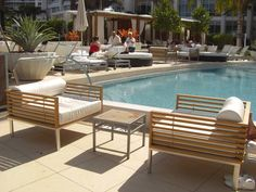 Contract Outdoor Furniture Manufacturers
